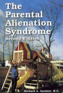 "Boekomslag ""The Parental Alienation Syndrome"", R.A. Gardner M.D., 1992"